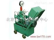 自控电动试压泵 推车式试压泵 轻型试压泵