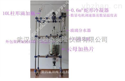 武汉50L提纯专用反应釜,50L提纯专用反应釜厂家。50L提纯专用反应釜参数