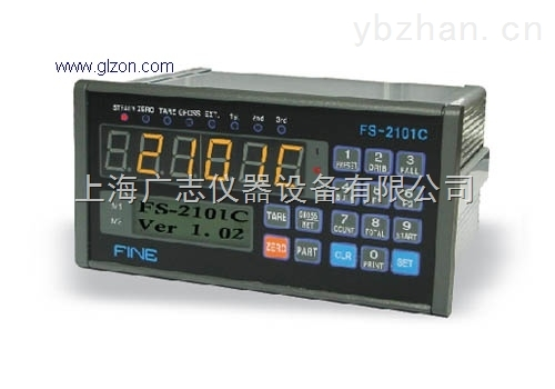FS-2101C称重仪,韩国Fine仪表FS-2101C厂家供应直销