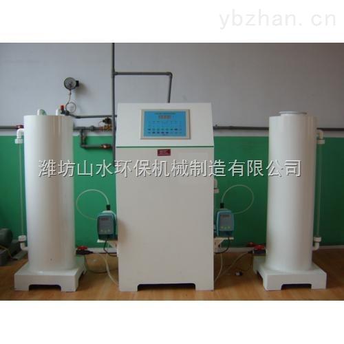 青岛基本型二氧化氯发生器大促返场