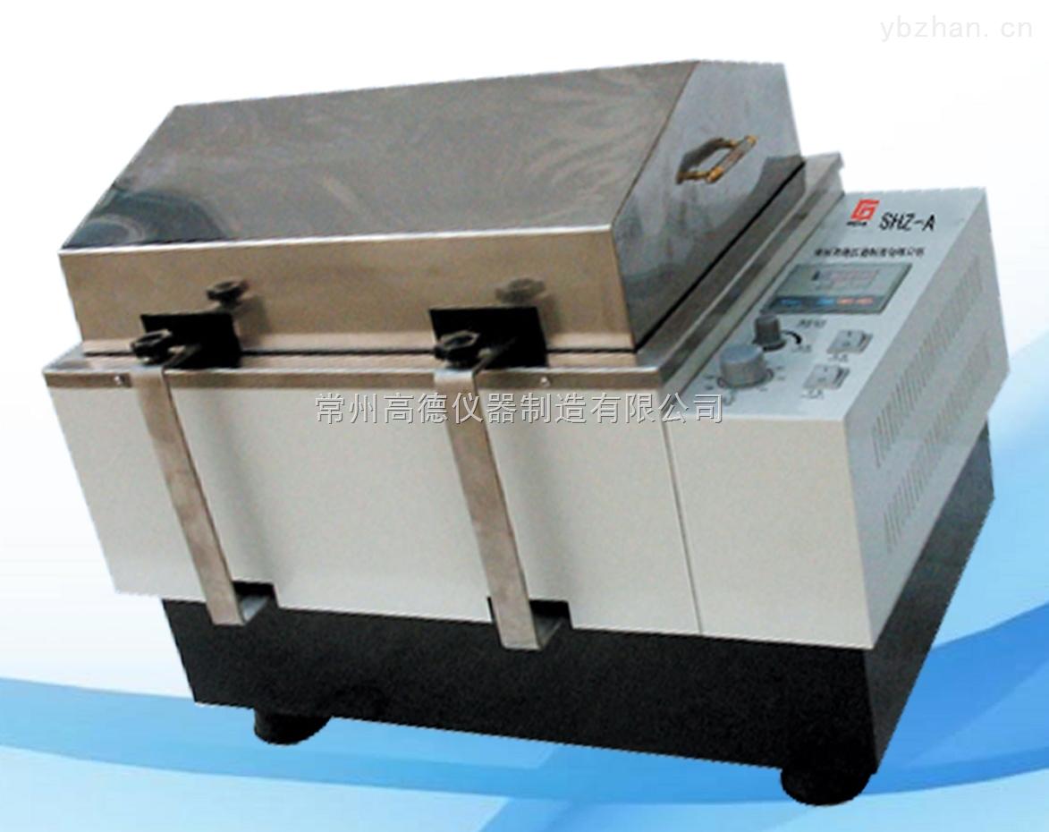 SHA-C-油浴恒溫振蕩器