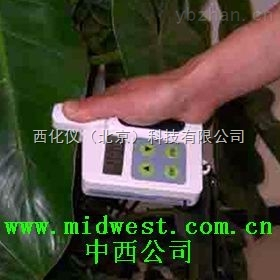 便携式叶绿素测定仪/叶绿素仪/叶绿素测定仪型号:M402158
