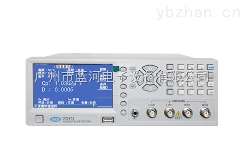10KHZ UC2652电容测试仪