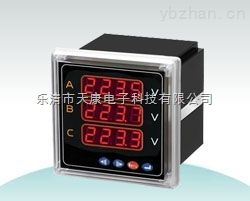 PZ800NG-A43-PZ800NG-A43三相電壓表