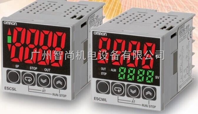 E5CSZ系列歐姆龍溫度控制器杭州現貨經銷