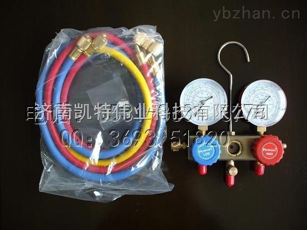 专用复合压力表-机房空调专用复合压力表及进口三色表管