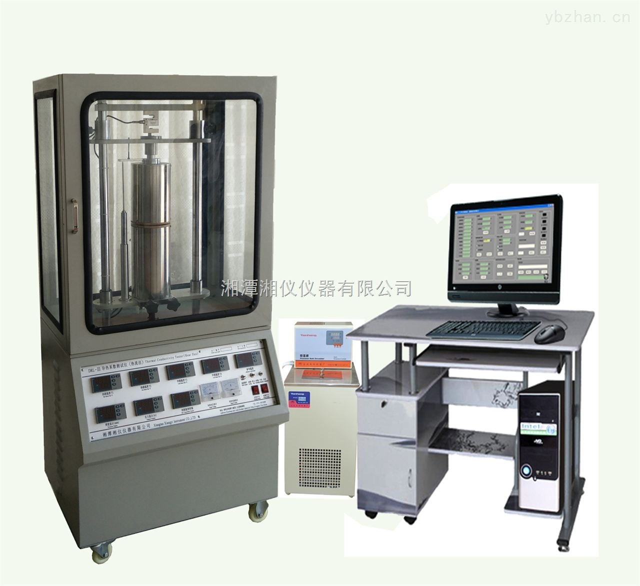 DRL-III-C 热流法导热系数测试仪(不带真空装置)