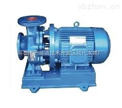 乌鲁木齐ISG型单级单吸管道供暖泵