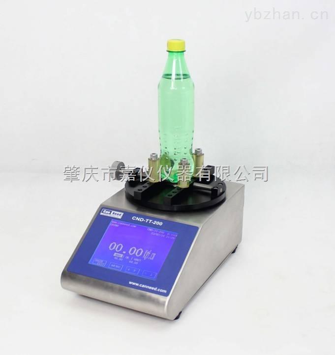 PET瓶及玻璃瓶检验用电子触屏式扭力计
