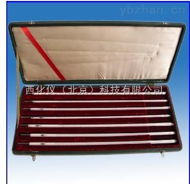 棒式水银温度计(150-250度) 型号:M346908库号:M346908