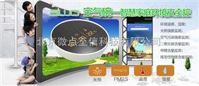 爱窝空气碗——无线光照温湿度PM2.5传感器
