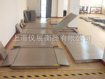 SCS系列-川沙鎮3噸電子地磅