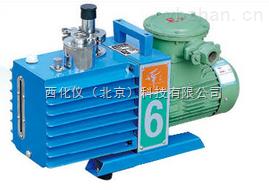 防爆直聯旋片式真空泵 型號:ZL8/2XZF-4庫號:M103245