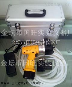 手持式电动深水采样器价格