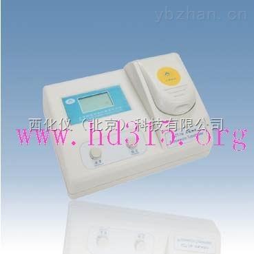 散射光濁度儀/光電濁度計/臺式濁度儀型號:XU12WZT-1CB(國產)庫號:M117697