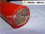 抗拉耐磨电缆XJGG双色绝缘2芯硅橡胶护套