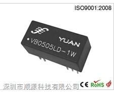 电力仪器485接口专用低成本、小体积高隔离DC-DC模块电源.