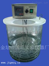 SYP-D高精度智能玻璃恒温水浴/数显玻璃恒温水浴*