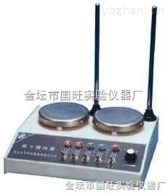 HJ-2B多头控温磁力搅拌器*