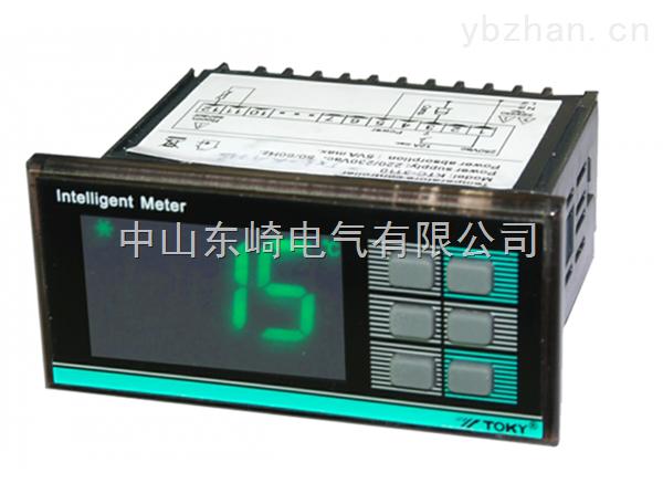 TOKY东崎 TX3-E/H系列冷柜专用表 手动/自动电热化霜 断线保护