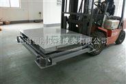 上海2吨电子地磅秤