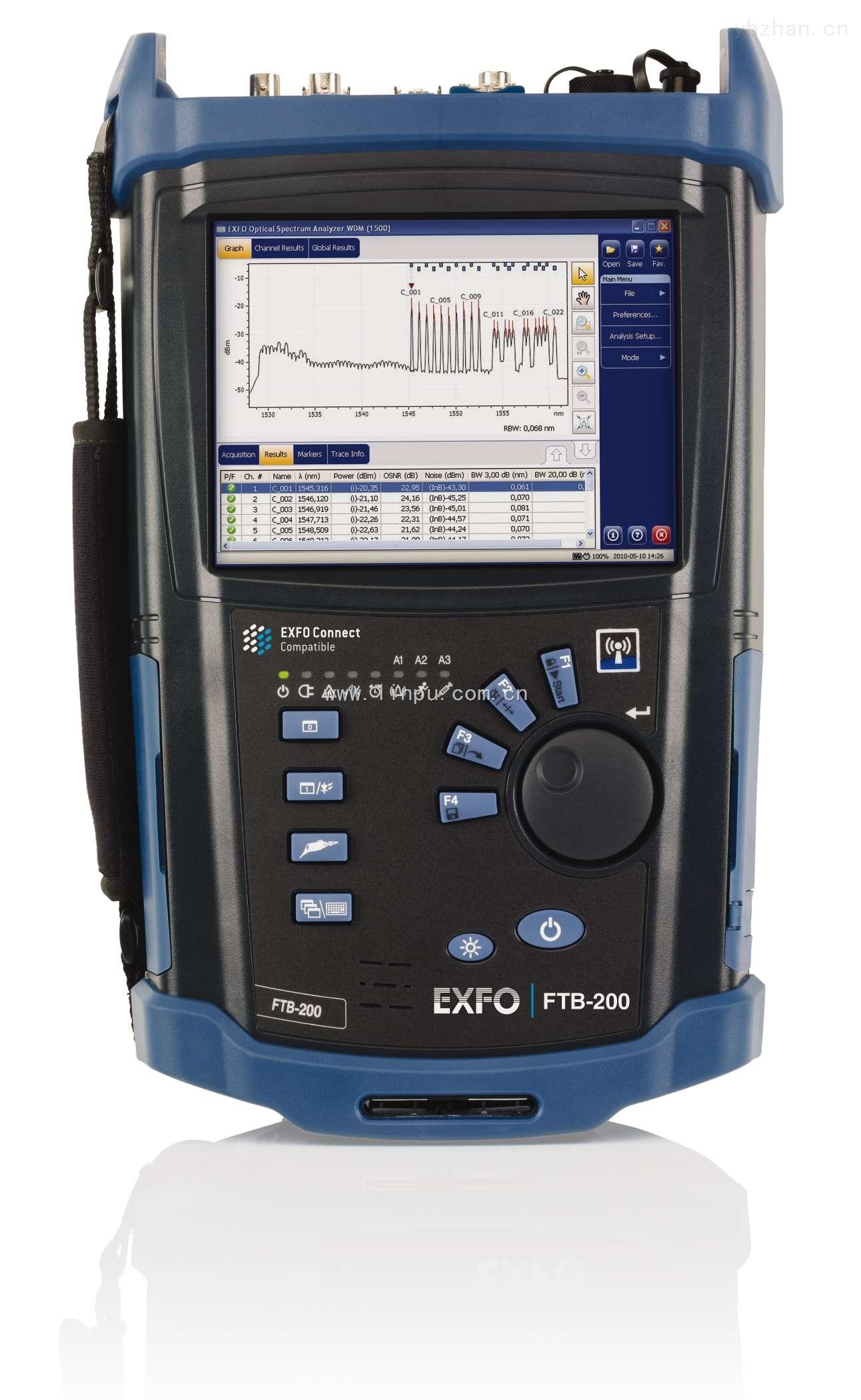 EXFO FTB-200紧凑型平台OTDR