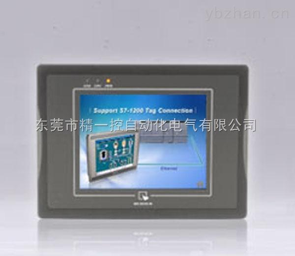 PLC自动化公司现货供应虎门自动化4寸威纶触摸屏MT6050i