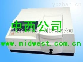 紫外分光光度计(190-1100nm、2nm带宽) 型号:M403458库号:M403458