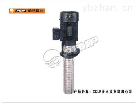 CDLK系列-CDLK系列浸入式多级离心泵