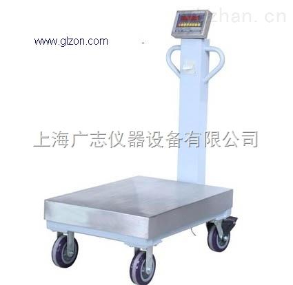 移动式电子台秤,上海电子秤厂家供应质量保障