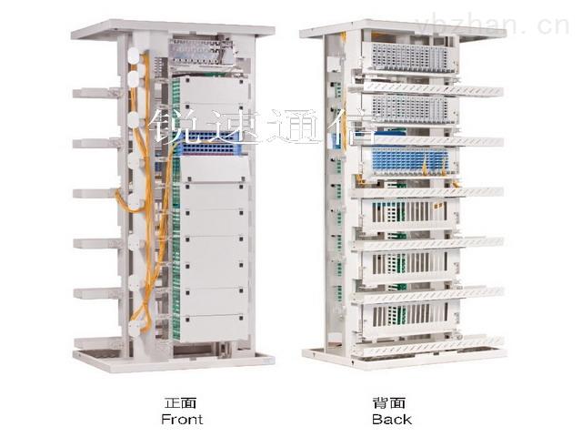 室内机房用《MODF864芯光纤总配线架》全新设计