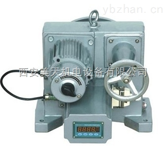 ZKJ-4100 DKJ-5100电动执行机构 阀门执行装置 西安电动执行器现货