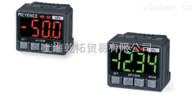 经销基恩士数字压力传感器优势GP-M100C