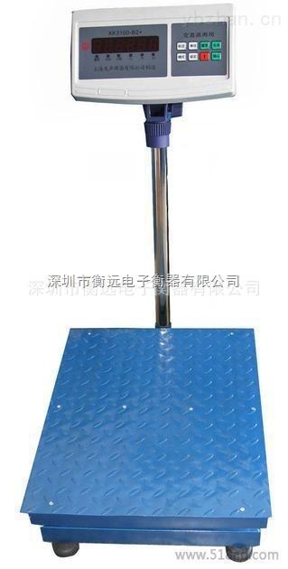 XK3100-B2+-上海友聲50g-500kg稱重臺秤、友聲XK-3100-B2+儀表