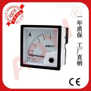 HN-96指针电压表头 功率因数表 频率表 电流表 指针表
