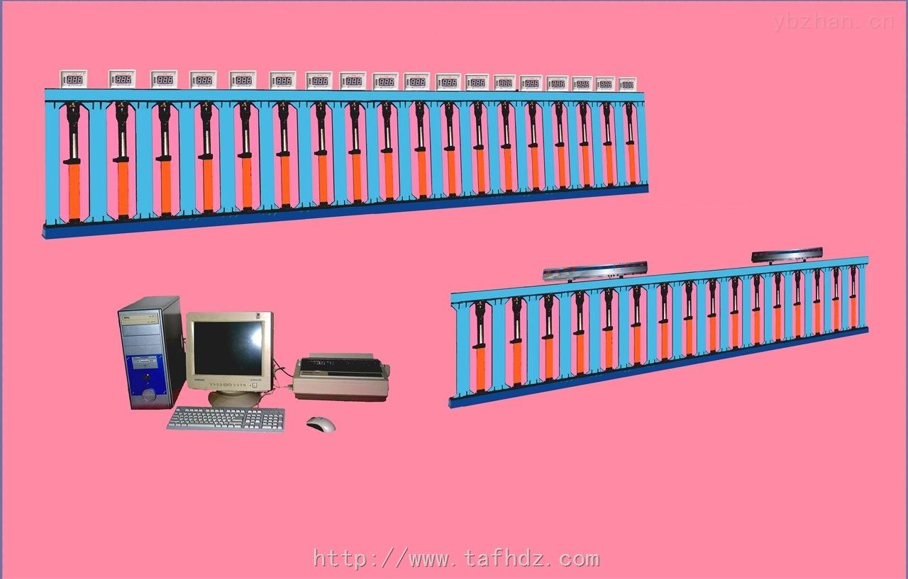 单体支柱压力检测实验台