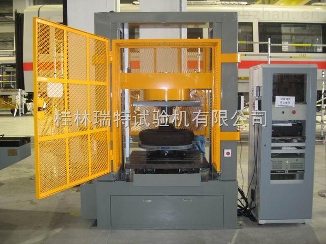 TCD-CQ-300KN-彈簧試驗機-空氣彈簧試驗機(地鐵