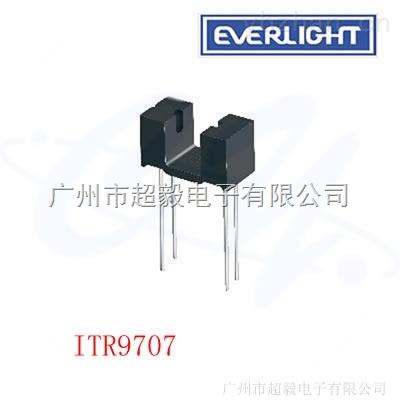 ITR9707 億光對射式光電開關 槽型光遮斷器