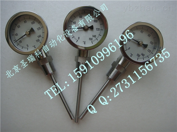 WSS双金属温度计厂家WSS-401