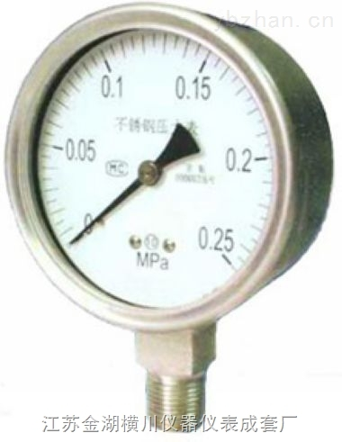 弹簧管压力表,弹簧管压力表价格
