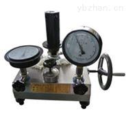 壓力表校驗器YJY-60,上海自動化儀表四廠