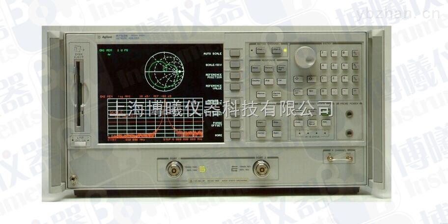 销售/租赁/计量校准/维修→安捷伦 8753E  6G射频网络分析仪