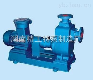 CYZ型自吸式油泵-供应新疆不锈钢防爆自吸油泵,精工泵业直销CYZ型自吸式离心油泵