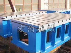 1米-铸铁T型槽方箱河北成本价促销