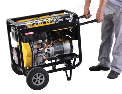 YT6800EW柴油自发电焊机