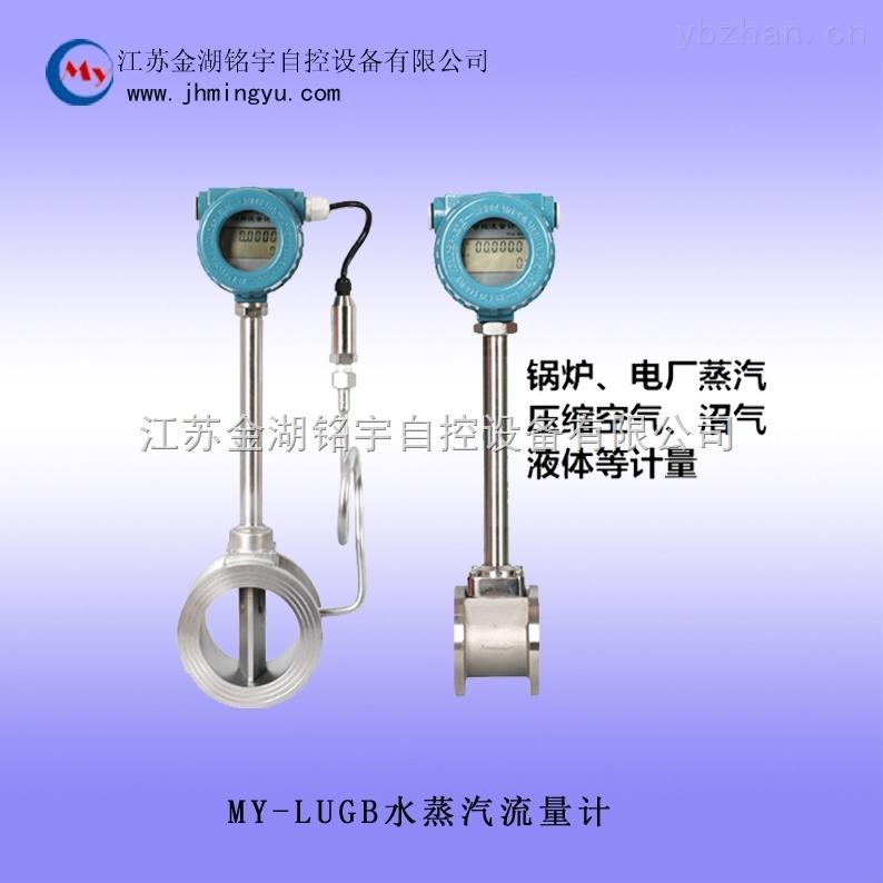 测量水蒸汽流量计选型