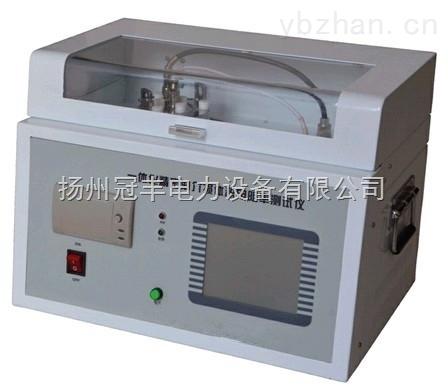 一体化绝缘油介质损耗及电阻率测试仪