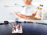 智能腕帶--一個搭載攝像頭的微型飛行器