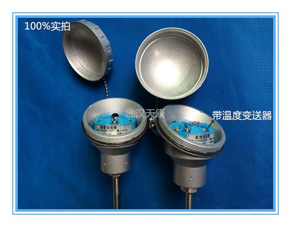 wzpb-238 带温度变送器一体化热电阻