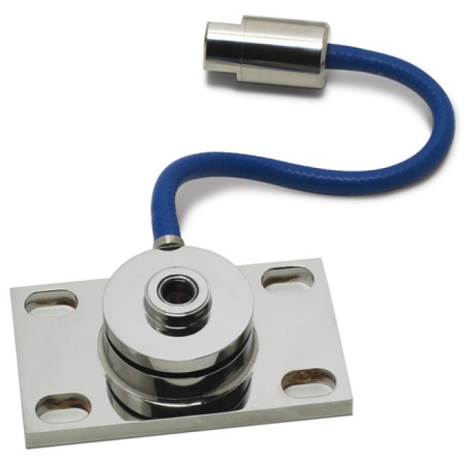 在二氧化碳烟丝膨胀技术中,需要使用到二氧化碳储罐和烟丝浸渍装置(冷端),并需要对二个装置称重计量。由于此环节是整个系统zui为关键的环节,因此对于传感器的精度和稳定性有着极其苛刻的要求。 KM独特的半桥式电路和高达30mV/V的信号输出,保证了信号的稳定不易受到外界干扰,称量更加准确。另外,传感器安装在整个设备的底部,对于传感器结构也有着特殊的要求:普通剪切梁或者摇柱式传感器无法在这种环境下保持稳定,甚至会导致料仓倾覆!KM传感器的整体式设计,没有活动部件,依靠螺栓将传感器紧紧固定在设备上,杜绝了倾覆的可